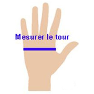 Guide Tailles Gants